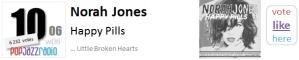 PopJazzRadioCharts top 10 (20120421)