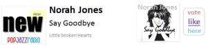 PopJazzRadioCharts top 11 (20121208)