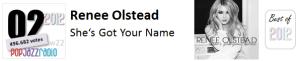 pop jazz radio best of 2012 No 2 Renee Olstead She's Got Your Name