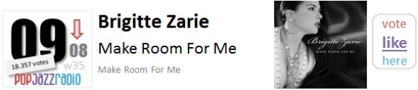 PopJazzRadioCharts top 09 (20130209)