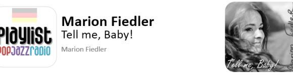 marion fiedler - tell me baby