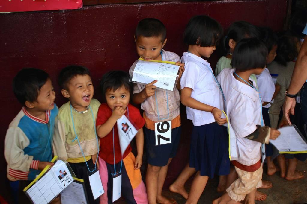 Volunteer in Thailand with Amigo Vision