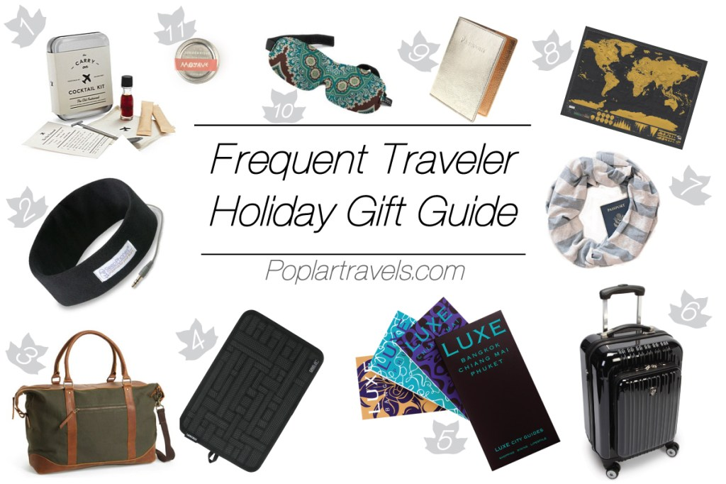 Frequent Traveler Gift Guide