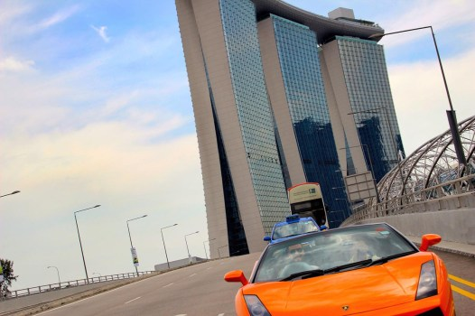 Ultimate Drive, Singapore