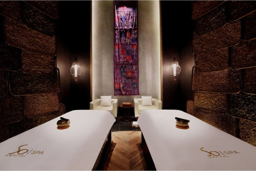 So SPA couple treatement room