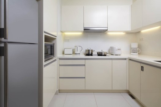 2 Bedroom Suite Kitchenette