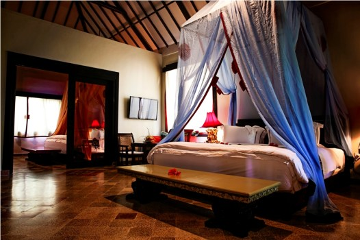 Aloon Aloon Rama Sinta Villa - Bedroom (3) rez