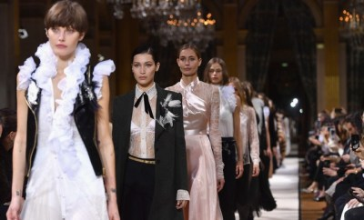 desfile lanvin - foto: getty images