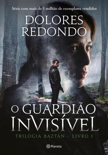 capa do livro o guardião invisível