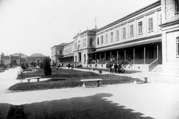 festa do imigrante fachada museu