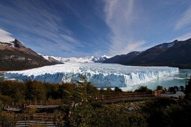 perfil de viajante glaciar perito moreno
