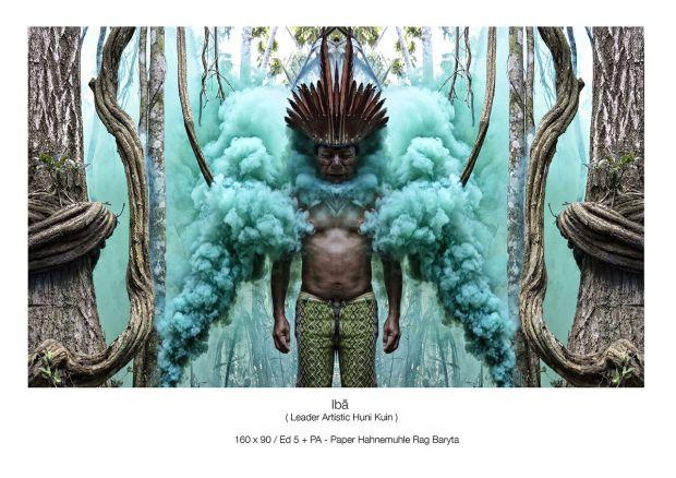 alma da selva fotos da exposição de jerome sainte ros