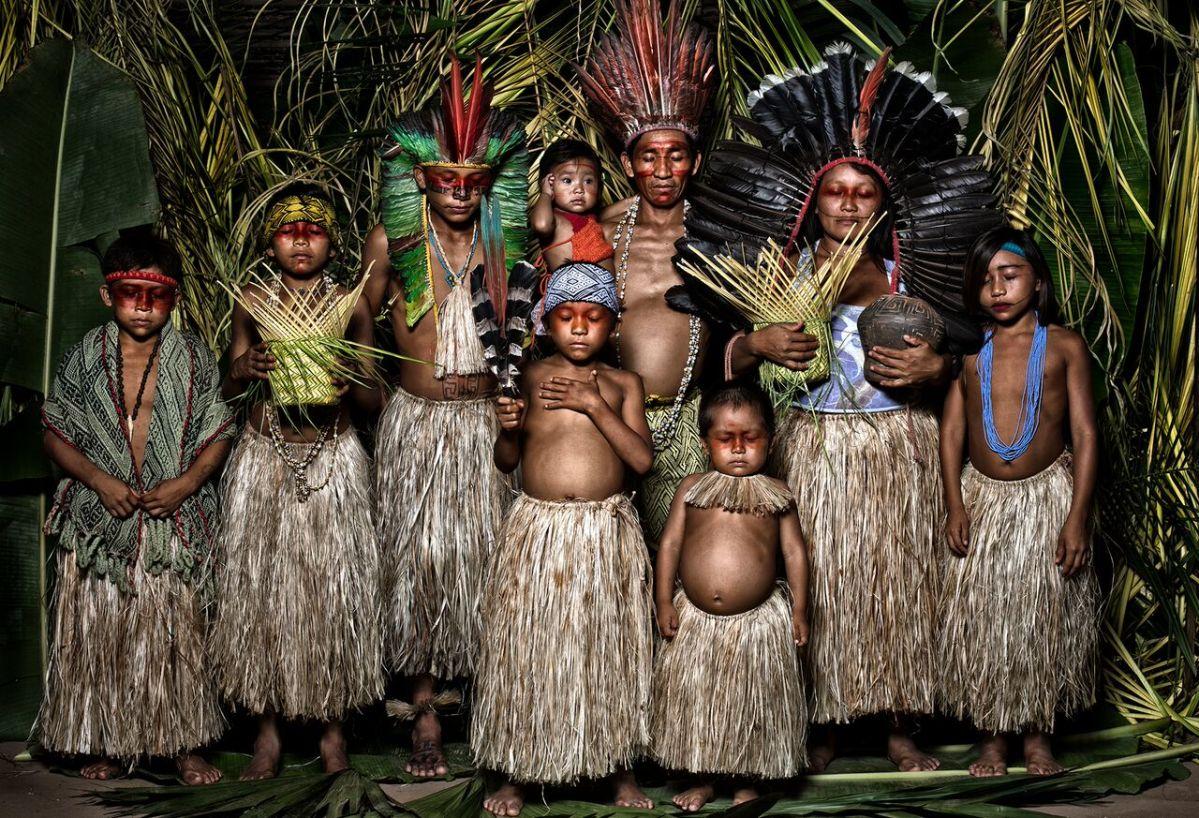 Alma da Selva: fotógrafo francês expõe em São Paulo