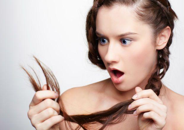 cuidados com os cabelos danificados