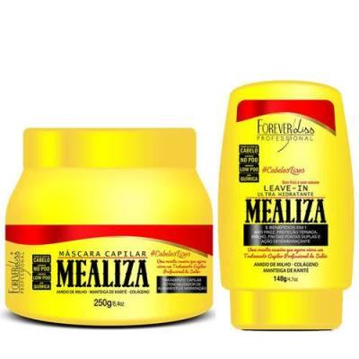 produtos para cuidar dos cabelos me aliza