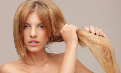 cuidado com os cabelos danificados