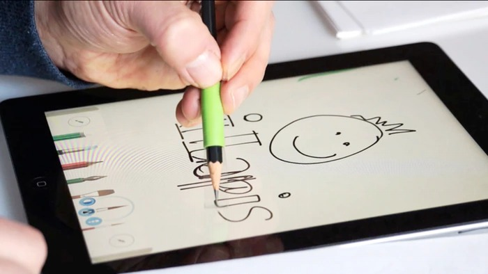 iLapis, la matita in grafite che scrive su carta e su touchscreen
