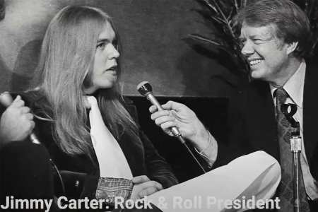 Jimmy Carter: Rock & Roll President' Portrays An Over-Simplified Man |  PopMatters