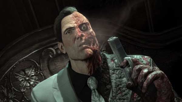 Arkham City Two-Face Gun