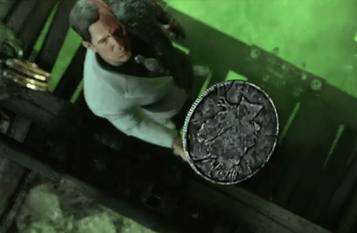 Two-Face Arkham City Coin Toss