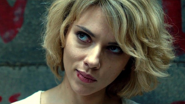 At least 'Lucy' looks good. As though they were any doubt about that. Image: Universal Pictures
