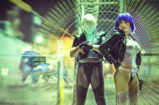 ghost in the shell cosplay crystal graziano