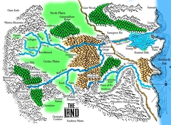 thomas-covenant-The-Land-map