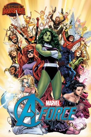 a-force#1