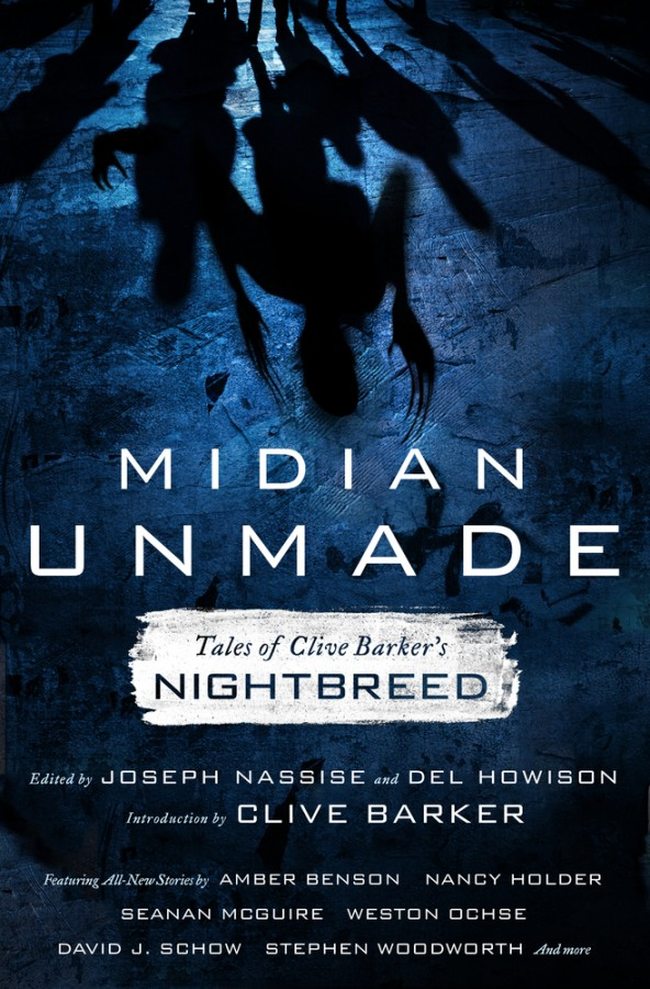 midian unmade clive barker