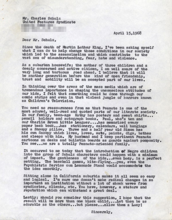 Harriet-Glickman-letter-charles-schulz