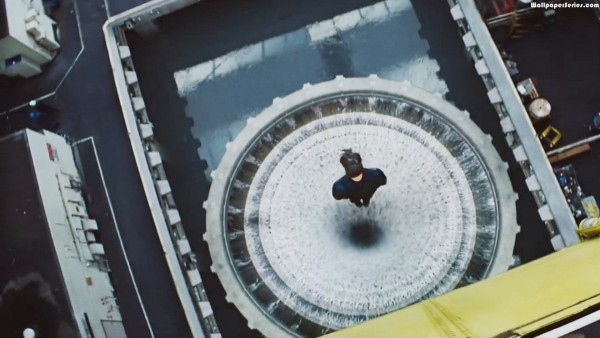 Seeing Tom Cruise do CGI stunts isn't as cool. Image: Paramount Pictures.