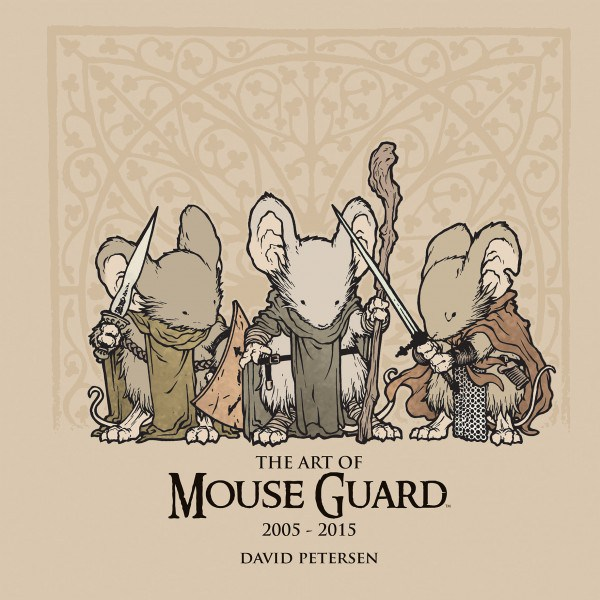 art-of-mouse-guard