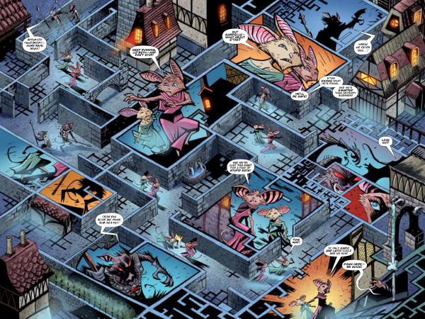 mice templar maze