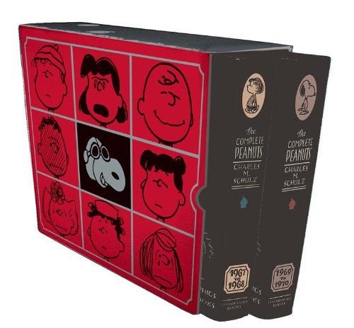 peanuts complete boxed set