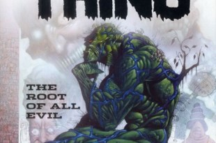 swamp thing root of all evil