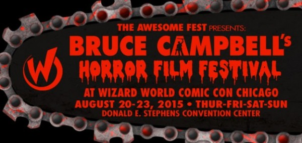2nd annual bruce campbell horror film festival