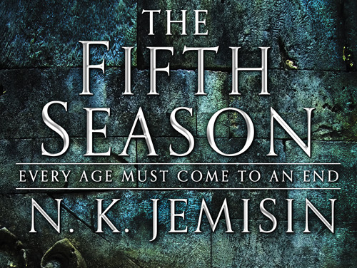 n.k. jemisin fifth season cover detail