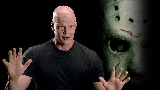 Due to his respect for both the series and his colleagues, Derek Mears' interview was one of the most enjoyable. (RLJ Entertainment)