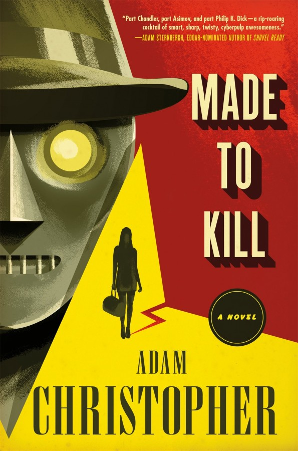 (cover design & illustration by Will Staehle, Unusual Co./Tor Books)