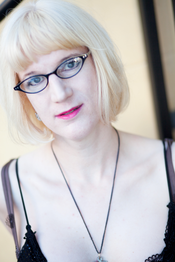 Author Charlie Jane Anders (photo by Tristan Crane)