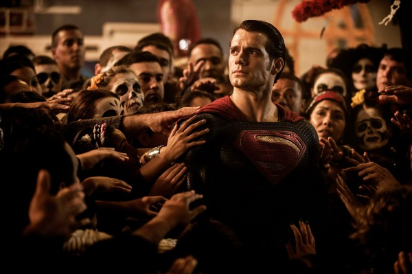 """For all its faults, """"Dawn of Justice"""" is loaded with striking images. Image: Warner Bros. Pictures."""