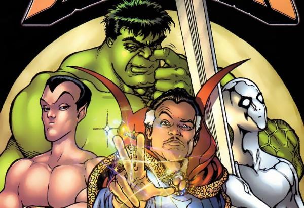 best doctor strange comics