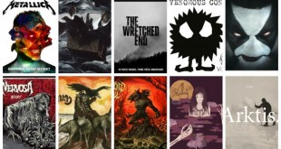 best metal albums of 2016