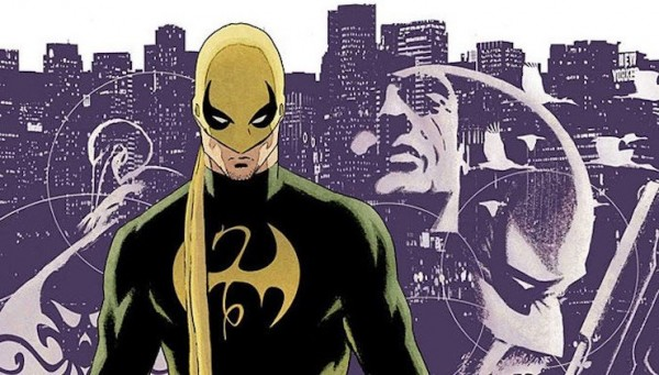 iron fist david aja