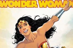 wonwoman annual #1 thumbnail