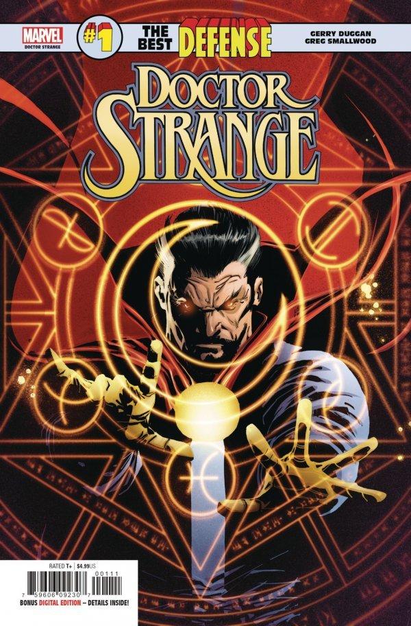 Doctor Strange Best Defense #1