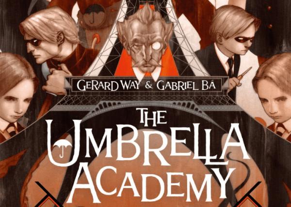umbrella academy - thumb