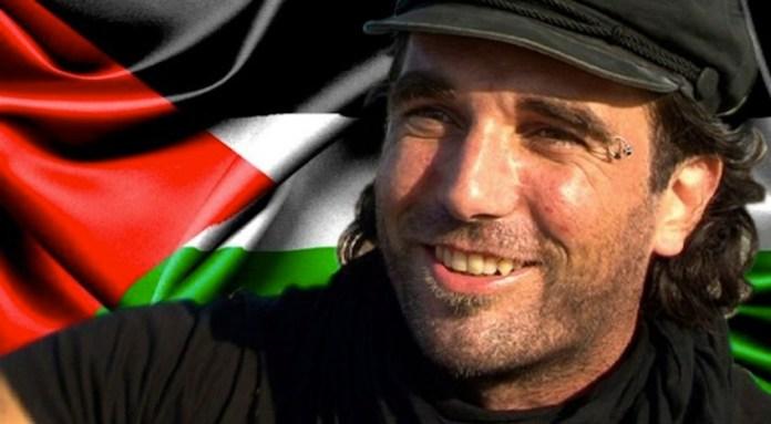 Vittorio Arrigoni.