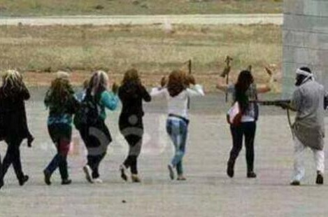 Isis violenza donne