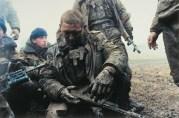 Soldati russi si preparano all'azione.